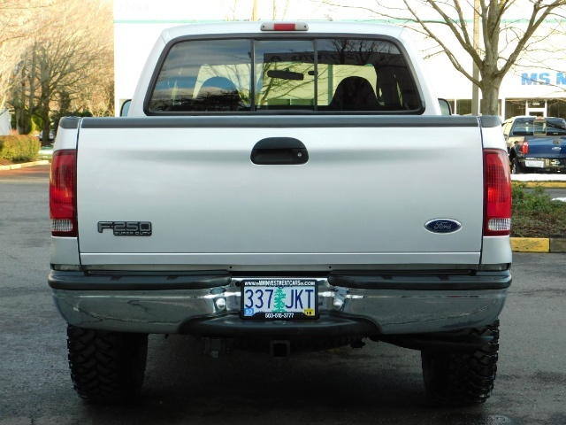 2000 Ford F-250 Super Duty XLT / 4X4 / 7.3L DIESEL / LIFTED LIFTED - Photo 6 - Portland, OR 97217
