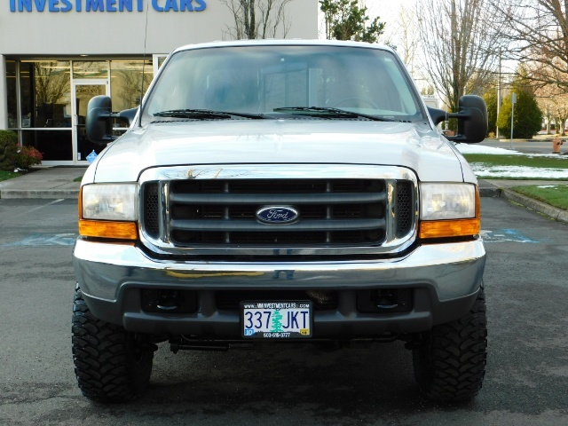 2000 Ford F-250 Super Duty XLT / 4X4 / 7.3L DIESEL / LIFTED LIFTED - Photo 5 - Portland, OR 97217