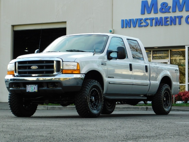 2000 Ford F-250 Super Duty XLT / 4X4 / 7.3L DIESEL / LIFTED LIFTED - Photo 25 - Portland, OR 97217