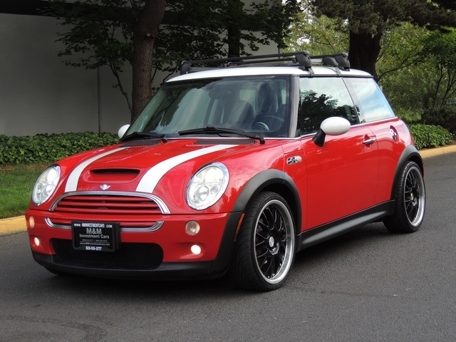 2004 Mini Cooper S 6 Sd Manual Supercharged Panoramic Roof Photo 1