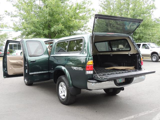 2000 Toyota Tundra Limited 4dr Limited / 4X4 / TRD OFF RD / Leather - Photo 27 - Portland, OR 97217