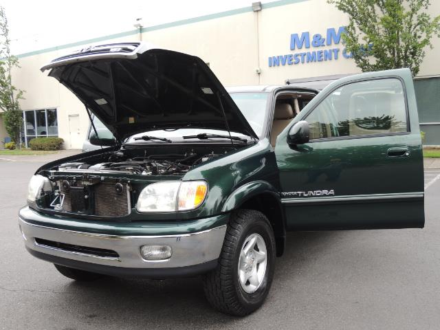 2000 Toyota Tundra Limited 4dr Limited / 4X4 / TRD OFF RD / Leather - Photo 25 - Portland, OR 97217