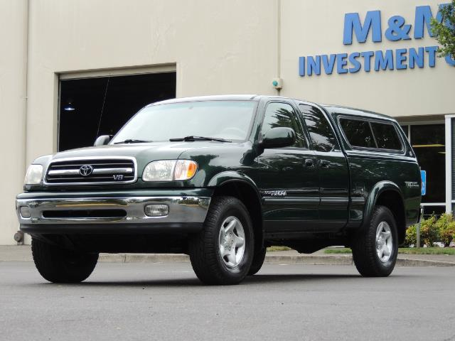 2000 Toyota Tundra Limited 4dr Limited / 4X4 / TRD OFF RD / Leather - Photo 1 - Portland, OR 97217