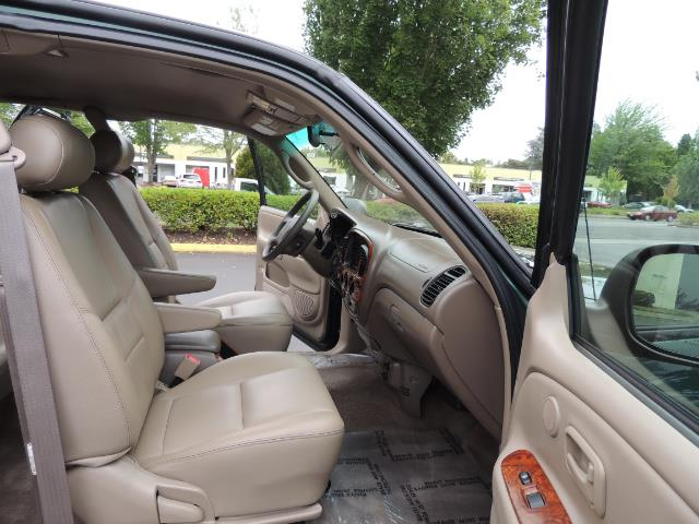 2000 Toyota Tundra Limited 4dr Limited / 4X4 / TRD OFF RD / Leather - Photo 17 - Portland, OR 97217