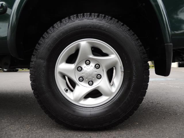 2000 Toyota Tundra Limited 4dr Limited / 4X4 / TRD OFF RD / Leather - Photo 23 - Portland, OR 97217