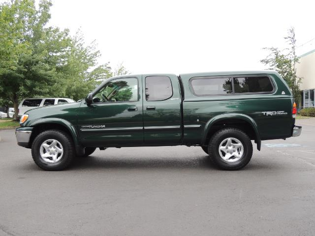 2000 Toyota Tundra Limited 4dr Limited / 4X4 / TRD OFF RD / Leather - Photo 3 - Portland, OR 97217