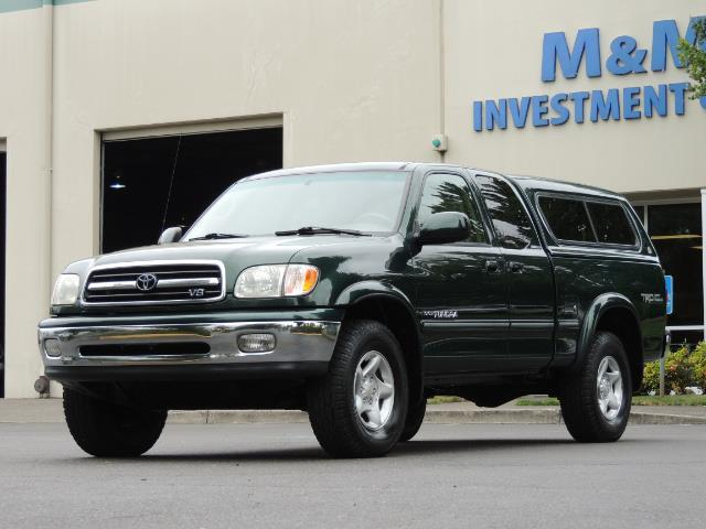 2000 Toyota Tundra Limited 4dr Limited / 4X4 / TRD OFF RD / Leather - Photo 42 - Portland, OR 97217