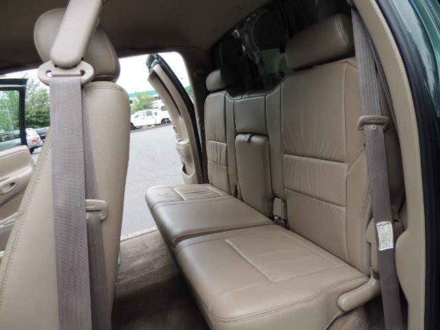 2000 Toyota Tundra Limited 4dr Limited / 4X4 / TRD OFF RD / Leather - Photo 15 - Portland, OR 97217
