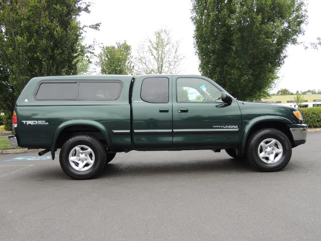 2000 Toyota Tundra Limited 4dr Limited / 4X4 / TRD OFF RD / Leather - Photo 4 - Portland, OR 97217