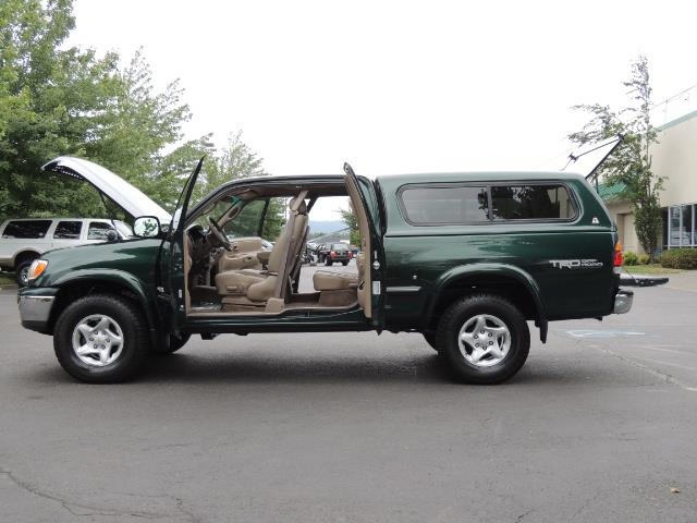 2000 Toyota Tundra Limited 4dr Limited / 4X4 / TRD OFF RD / Leather - Photo 26 - Portland, OR 97217