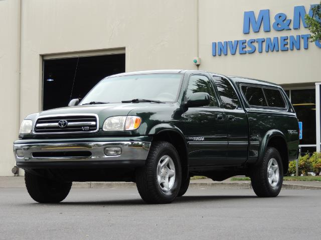 2000 Toyota Tundra Limited 4dr Limited / 4X4 / TRD OFF RD / Leather - Photo 43 - Portland, OR 97217