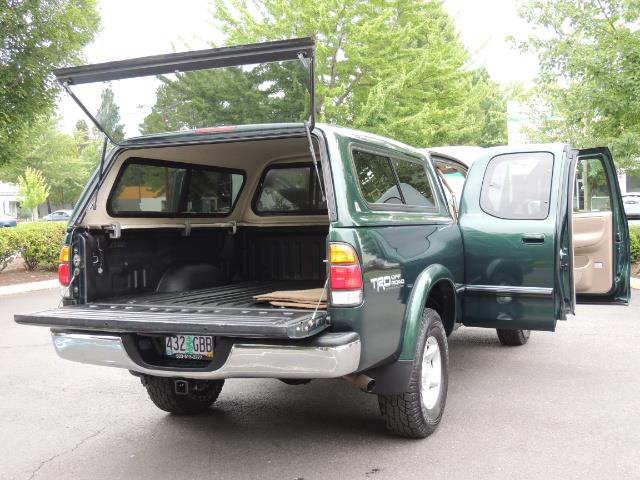 2000 Toyota Tundra Limited 4dr Limited / 4X4 / TRD OFF RD / Leather - Photo 29 - Portland, OR 97217