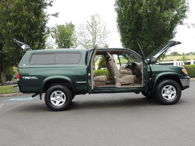 2000 Toyota Tundra Limited 4dr Limited / 4X4 / TRD OFF RD / Leather - Photo 30 - Portland, OR 97217