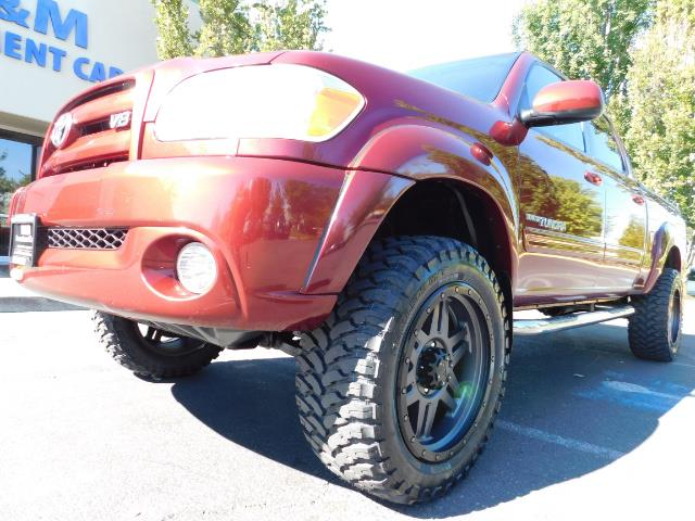 2005 Toyota Tundra DOUBLE CAB 4X4 LIMITED V8 4.7 L / 1-OWNER / LIFTED - Photo 9 - Portland, OR 97217