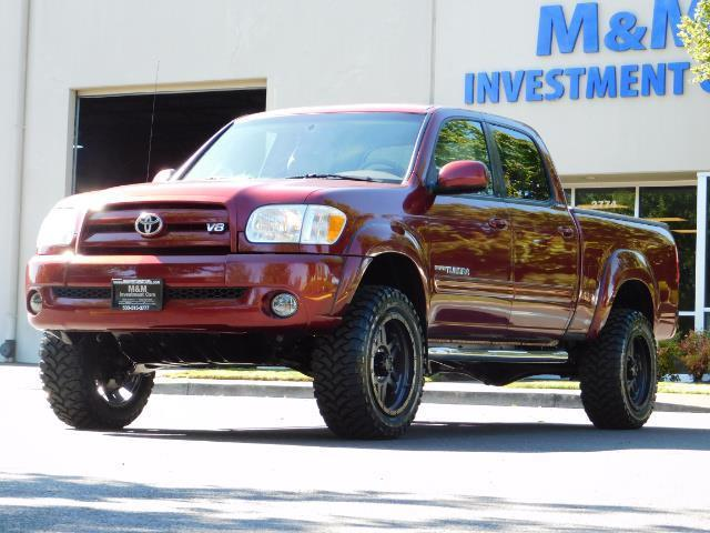 2005 Toyota Tundra DOUBLE CAB 4X4 LIMITED V8 4.7 L / 1-OWNER / LIFTED - Photo 43 - Portland, OR 97217