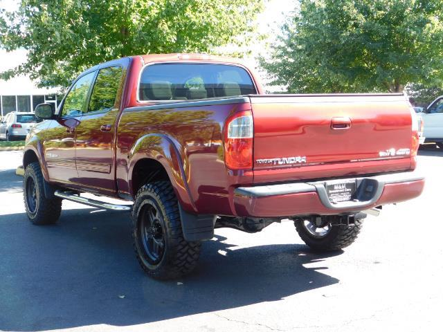 2005 Toyota Tundra DOUBLE CAB 4X4 LIMITED V8 4.7 L / 1-OWNER / LIFTED - Photo 51 - Portland, OR 97217