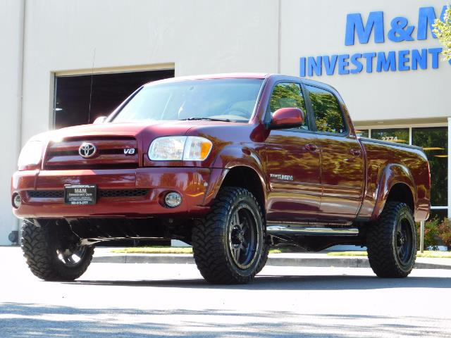 2005 Toyota Tundra DOUBLE CAB 4X4 LIMITED V8 4.7 L / 1-OWNER / LIFTED - Photo 44 - Portland, OR 97217