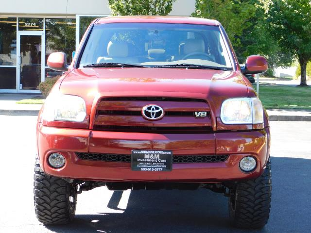 2005 Toyota Tundra DOUBLE CAB 4X4 LIMITED V8 4.7 L / 1-OWNER / LIFTED - Photo 5 - Portland, OR 97217