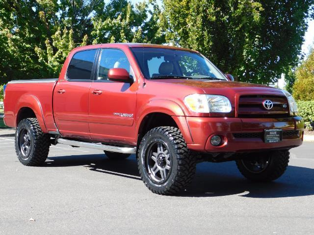 2005 Toyota Tundra DOUBLE CAB 4X4 LIMITED V8 4.7 L / 1-OWNER / LIFTED - Photo 46 - Portland, OR 97217