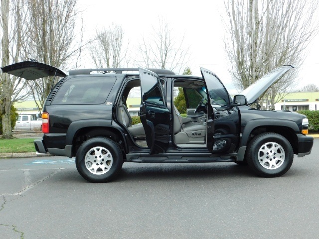 2003 Chevrolet Tahoe LT Z71  / Sport Utility / 4WD / Leather/ Sunroof - Photo 30 - Portland, OR 97217