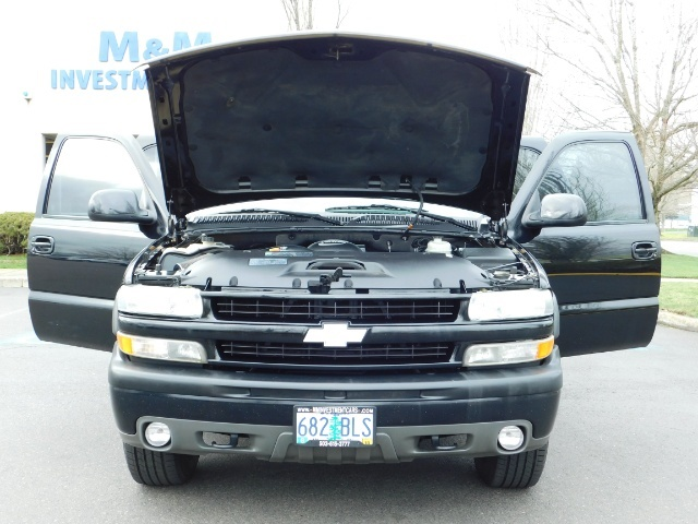 2003 Chevrolet Tahoe LT Z71  / Sport Utility / 4WD / Leather/ Sunroof - Photo 32 - Portland, OR 97217