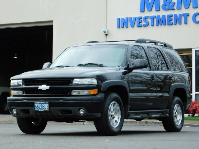 2003 Chevrolet Tahoe LT Z71  / Sport Utility / 4WD / Leather/ Sunroof - Photo 46 - Portland, OR 97217