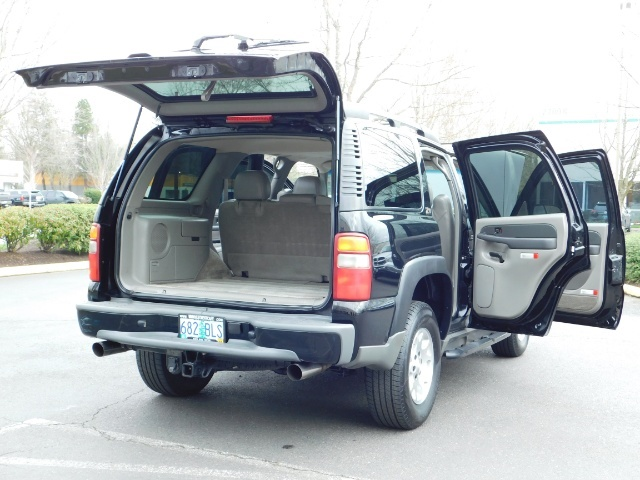 2003 Chevrolet Tahoe LT Z71  / Sport Utility / 4WD / Leather/ Sunroof - Photo 29 - Portland, OR 97217