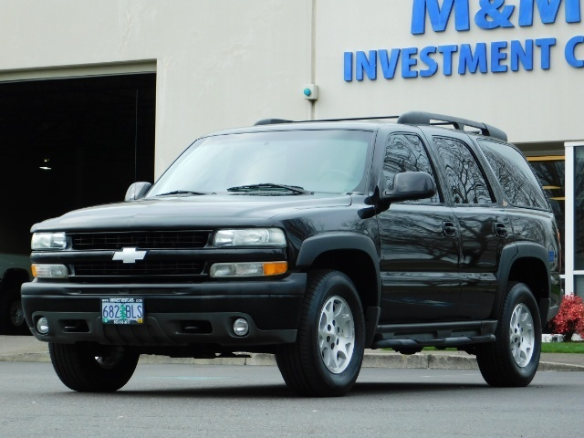 2003 Chevrolet Tahoe LT Z71  / Sport Utility / 4WD / Leather/ Sunroof - Photo 1 - Portland, OR 97217
