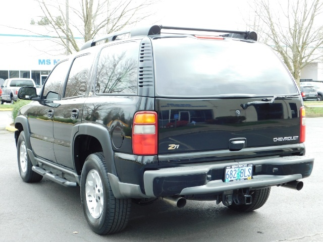 2003 Chevrolet Tahoe LT Z71  / Sport Utility / 4WD / Leather/ Sunroof - Photo 8 - Portland, OR 97217