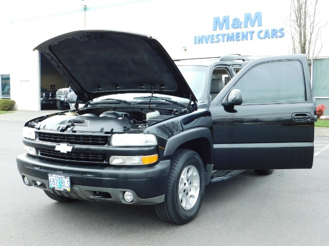 2003 Chevrolet Tahoe LT Z71  / Sport Utility / 4WD / Leather/ Sunroof - Photo 25 - Portland, OR 97217