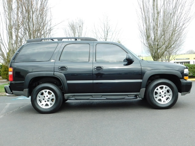 2003 Chevrolet Tahoe LT Z71  / Sport Utility / 4WD / Leather/ Sunroof - Photo 4 - Portland, OR 97217