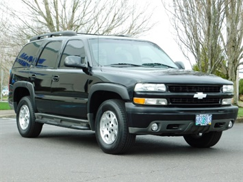 2003 Chevrolet Tahoe LT Z71  / Sport Utility / 4WD / Leather/ Sunroof SUV