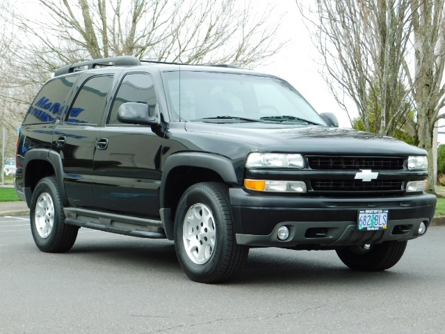 2003 Chevrolet Tahoe LT Z71  / Sport Utility / 4WD / Leather/ Sunroof - Photo 2 - Portland, OR 97217