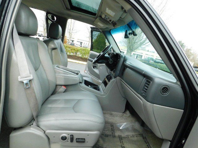2003 Chevrolet Tahoe LT Z71  / Sport Utility / 4WD / Leather/ Sunroof - Photo 18 - Portland, OR 97217