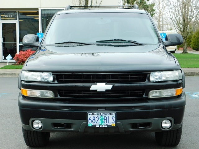 2003 Chevrolet Tahoe LT Z71  / Sport Utility / 4WD / Leather/ Sunroof - Photo 5 - Portland, OR 97217
