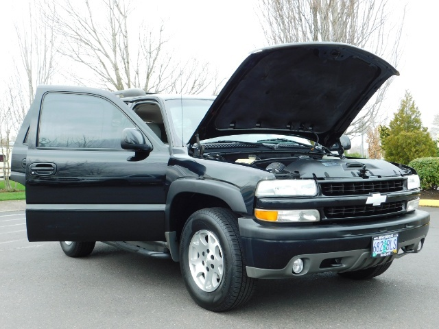 2003 Chevrolet Tahoe LT Z71  / Sport Utility / 4WD / Leather/ Sunroof - Photo 31 - Portland, OR 97217