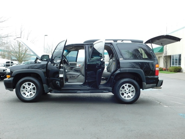 2003 Chevrolet Tahoe LT Z71  / Sport Utility / 4WD / Leather/ Sunroof - Photo 26 - Portland, OR 97217