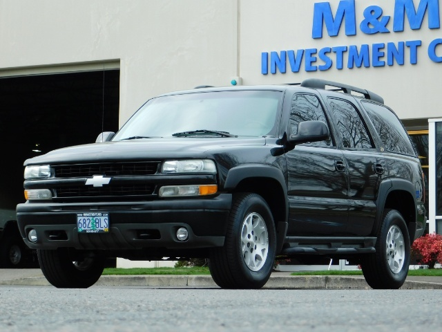 2003 Chevrolet Tahoe LT Z71  / Sport Utility / 4WD / Leather/ Sunroof - Photo 44 - Portland, OR 97217