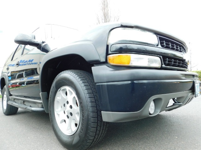 2003 Chevrolet Tahoe LT Z71  / Sport Utility / 4WD / Leather/ Sunroof - Photo 10 - Portland, OR 97217
