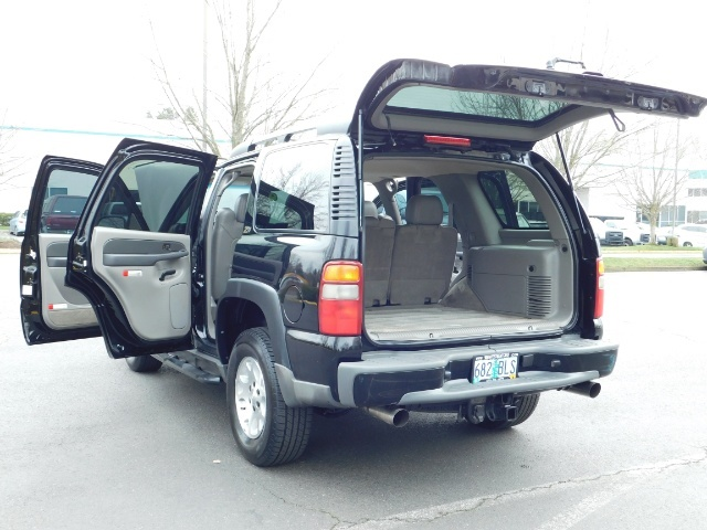 2003 Chevrolet Tahoe LT Z71  / Sport Utility / 4WD / Leather/ Sunroof - Photo 27 - Portland, OR 97217