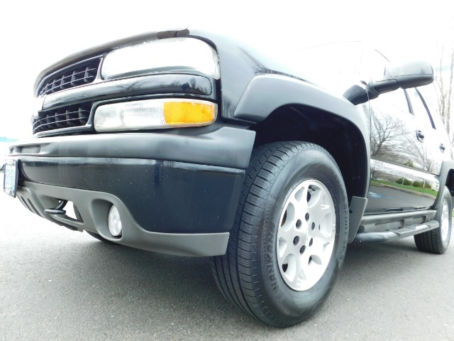 2003 Chevrolet Tahoe LT Z71  / Sport Utility / 4WD / Leather/ Sunroof - Photo 9 - Portland, OR 97217