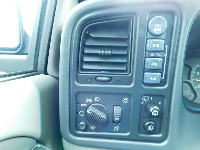 2003 Chevrolet Tahoe LT Z71  / Sport Utility / 4WD / Leather/ Sunroof - Photo 21 - Portland, OR 97217