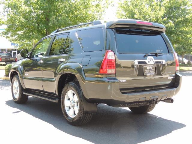2006 Toyota 4Runner V6 4.0L / 4X4 / DIFF LOCK / 3RD SEATS / 1-OWNER - Photo 49 - Portland, OR 97217
