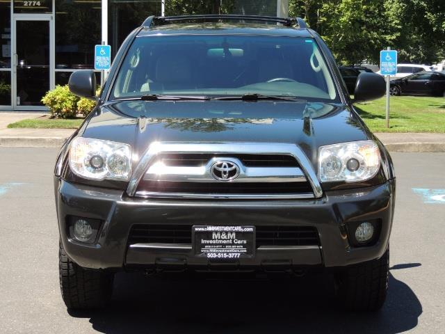 2006 Toyota 4Runner V6 4.0L / 4X4 / DIFF LOCK / 3RD SEATS / 1-OWNER - Photo 47 - Portland, OR 97217