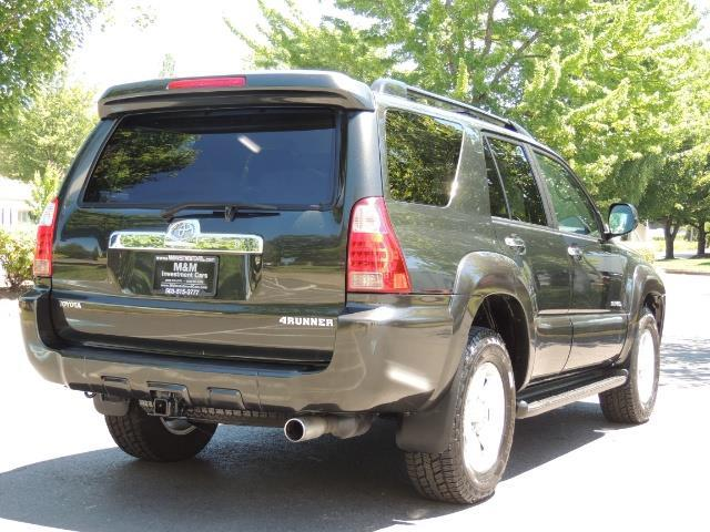 2006 Toyota 4Runner V6 4.0L / 4X4 / DIFF LOCK / 3RD SEATS / 1-OWNER - Photo 50 - Portland, OR 97217