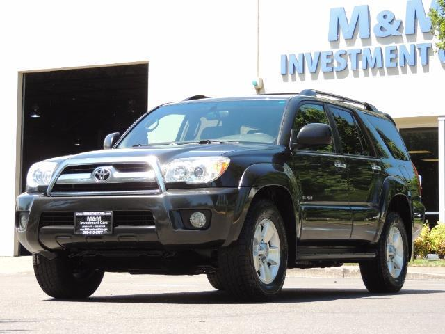 2006 Toyota 4Runner V6 4.0L / 4X4 / DIFF LOCK / 3RD SEATS / 1-OWNER - Photo 43 - Portland, OR 97217