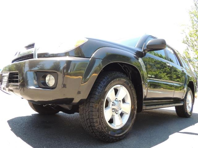 2006 Toyota 4Runner V6 4.0L / 4X4 / DIFF LOCK / 3RD SEATS / 1-OWNER - Photo 9 - Portland, OR 97217