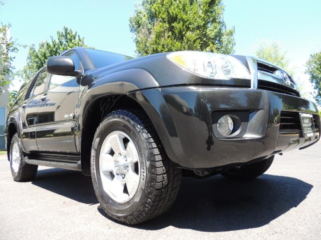 2006 Toyota 4Runner V6 4.0L / 4X4 / DIFF LOCK / 3RD SEATS / 1-OWNER - Photo 10 - Portland, OR 97217
