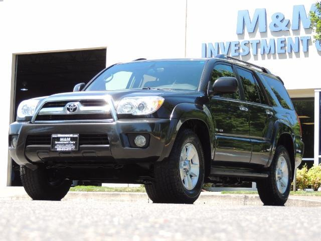 2006 Toyota 4Runner V6 4.0L / 4X4 / DIFF LOCK / 3RD SEATS / 1-OWNER - Photo 42 - Portland, OR 97217