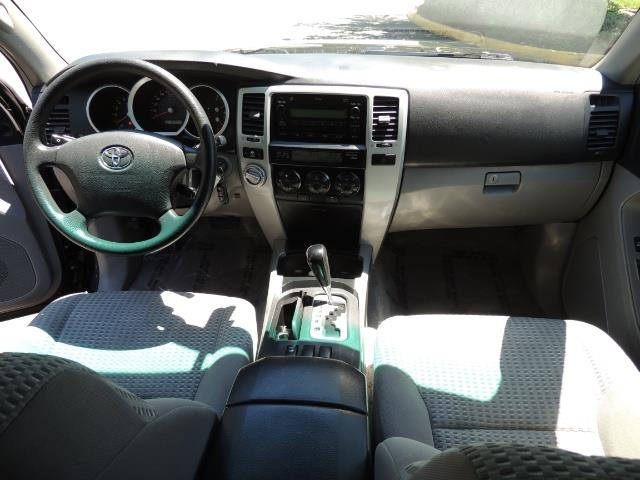 2006 Toyota 4Runner V6 4.0L / 4X4 / DIFF LOCK / 3RD SEATS / 1-OWNER - Photo 19 - Portland, OR 97217